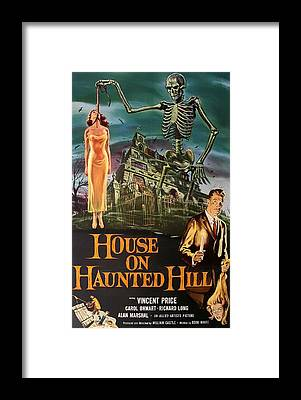 Designs Similar to House On Haunted Hill 1958
