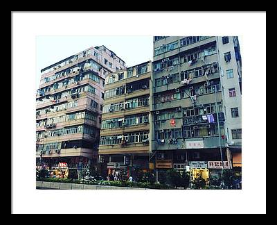Housing Framed Prints