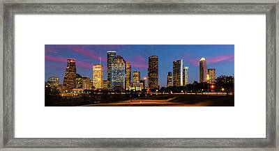 Southern Hospitality Framed Print by Mikes Nature
