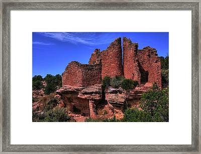 Hovenweep Framed Print by Mike Flynn