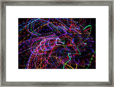 How Hearts Are Made Framed Print