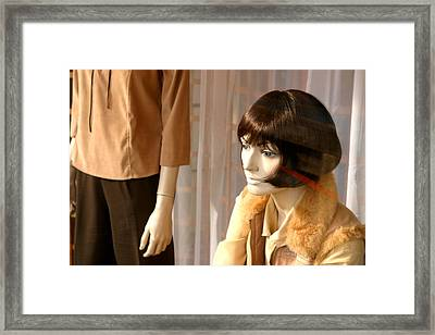How I Once Was Framed Print by Jez C Self