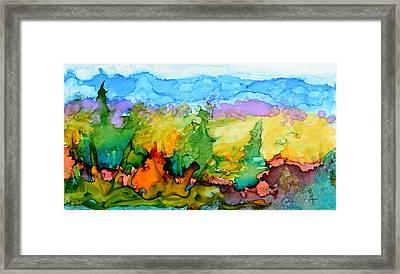 How I See It Framed Print by Beverley Harper Tinsley