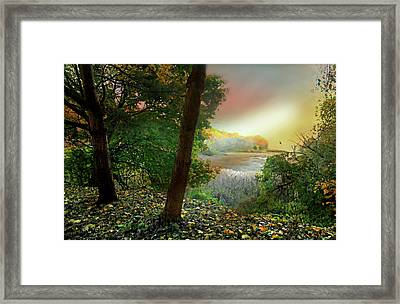 How To Stop Thinking Of Him Framed Print