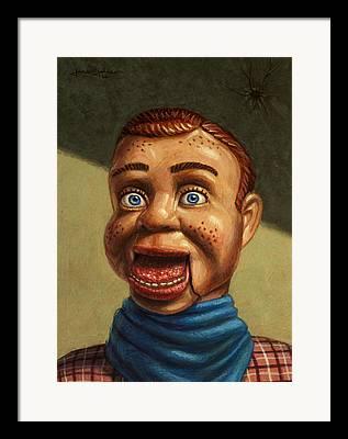 Dummy Framed Prints
