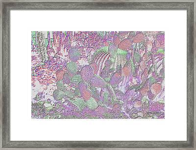 Ht2032 Framed Print