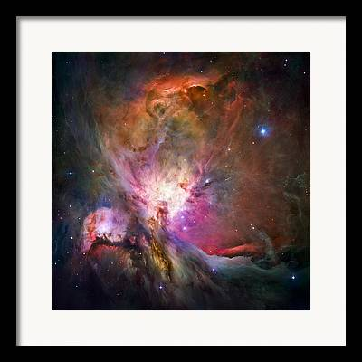 Telescope Photographs Framed Prints