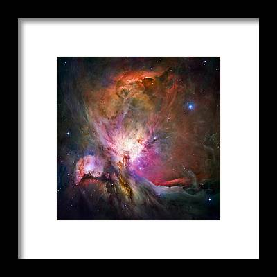 Constellation Framed Prints