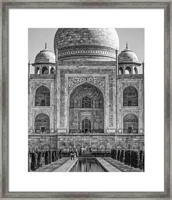 Huge Love Framed Print
