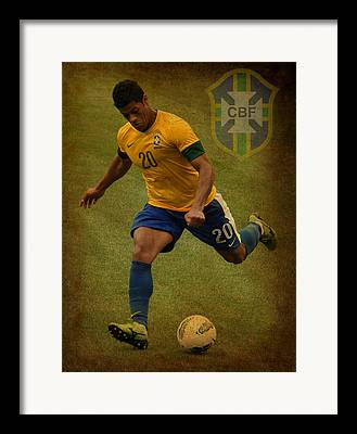 Givanildo Vieira De Souza Framed Prints