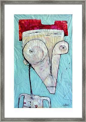 Humanitas No 1  Framed Print by Mark M  Mellon