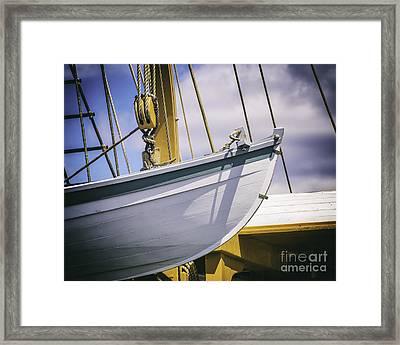 Hung Up Framed Print by Joe Geraci