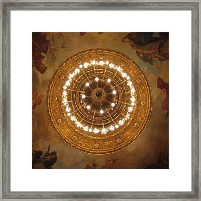 Hungarian State Opera Framed Print