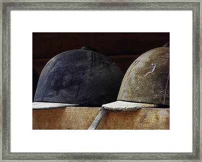Hunt Caps Framed Print by JAMART Photography