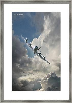 Hunter    Framed Print by Peter Van Stigt