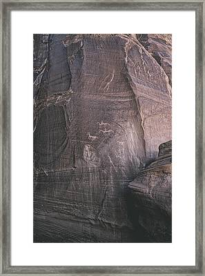 Hunters Framed Print by Lucinda Walter
