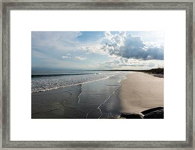 Huntington Beach State Park I Framed Print by Ivo Kerssemakers