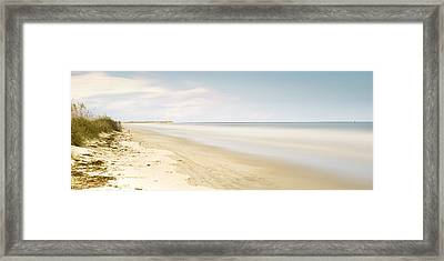 Huntington Beach State Park IIi Framed Print