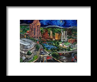 Huntsville Framed Prints
