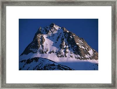 Hurd Peak - John Muir Wilderness Framed Print