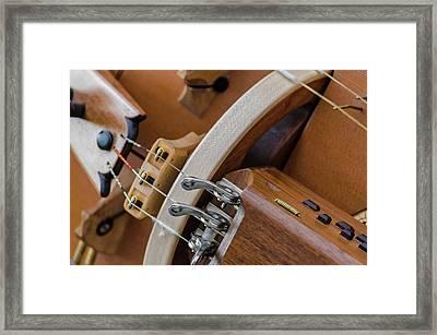 Hurdy Gurdy Framed Print