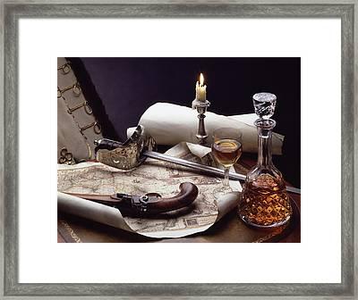 Huszar Framed Print by Steven Huszar