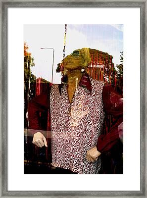 Hutch Framed Print by Jez C Self