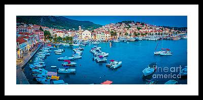 Hvar Photographs Framed Prints