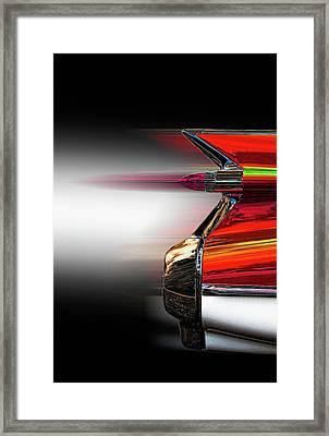Hydra-matic Framed Print by Jeffrey Jensen
