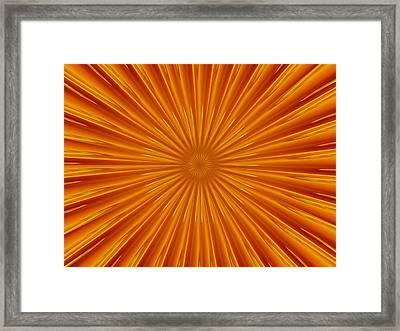 Hypnosis 5 Framed Print