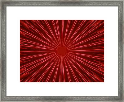 Framed Print featuring the photograph Hypnosis 7 by David Dunham