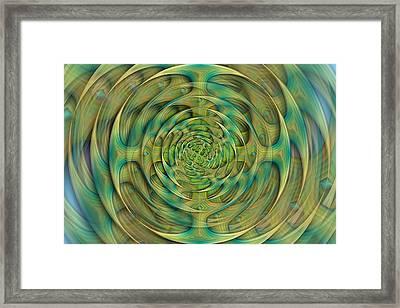 Hypnosis Framed Print