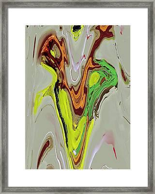 Hypochon Framed Print by LeeAnn Alexander