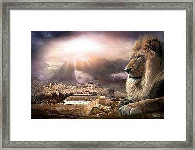 I Am Framed Print by Bill Stephens