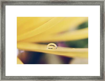 I Am Complete Framed Print