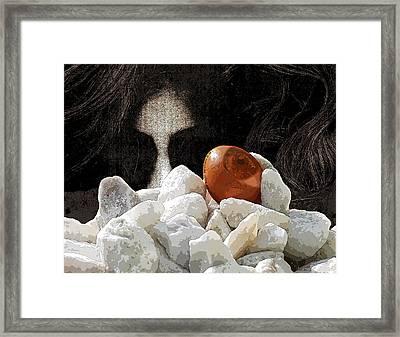 I Am... Framed Print by Erik Krieg