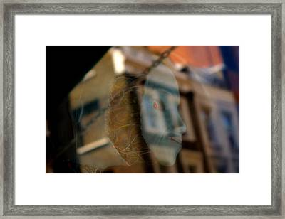 I Am In  Everywhere You Are Framed Print by Jez C Self