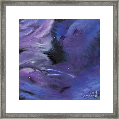 I Am Framed Print by Nycole Chirhart