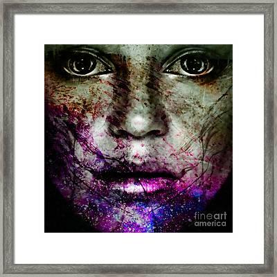 I Am Whole Framed Print