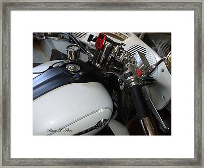 Framed Print featuring the photograph I Can Handle It by Shana Rowe Jackson