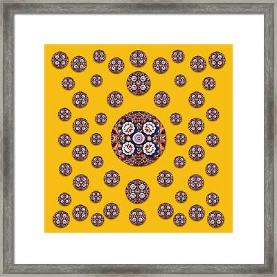 I Can See You Framed Print by Pepita Selles