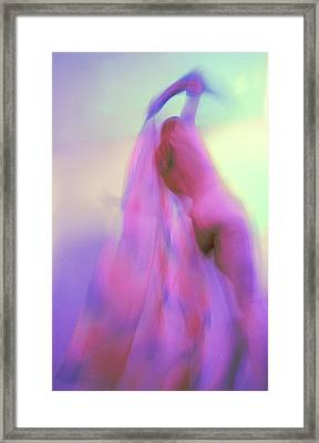Framed Print featuring the photograph I Dream In Colors by Joe Kozlowski