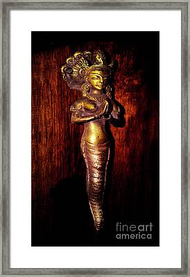I Dream Of Genie Framed Print by Al Bourassa