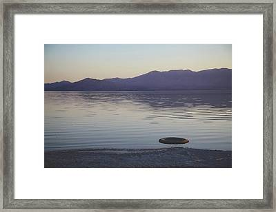 I Dreamed That You Were Gone Framed Print by Laurie Search