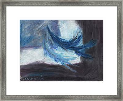 I Dreamt Of Flight Framed Print