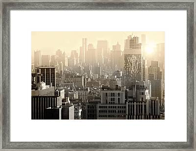I Found You Framed Print