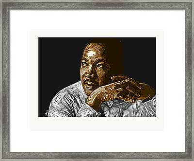 I Have A Dream . . . Framed Print