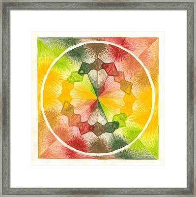 I Have Choices Framed Print by Ulla Mentzel