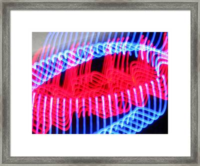 I Just Don't Know What To Call It Framed Print