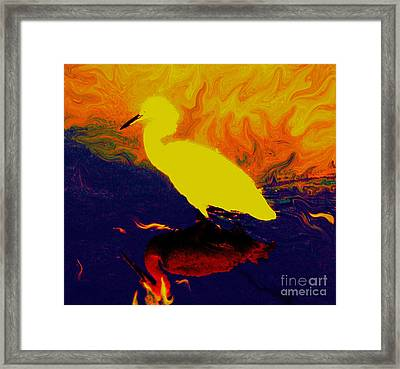 I Just Want My Life Back... Framed Print by Daniele Smith